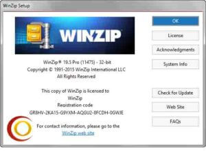 winzip registration key