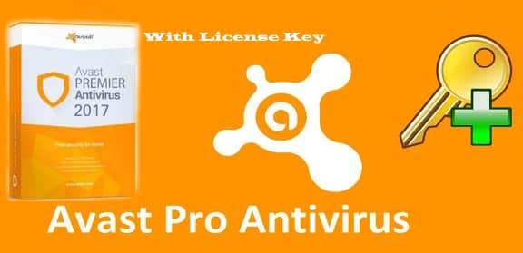 Avast Premier License keys