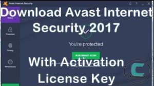 activation code for avast