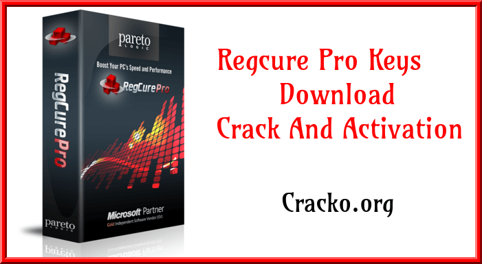 regcure pro crack free download