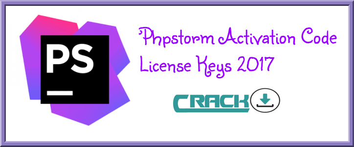 phpstorm 2017 license key