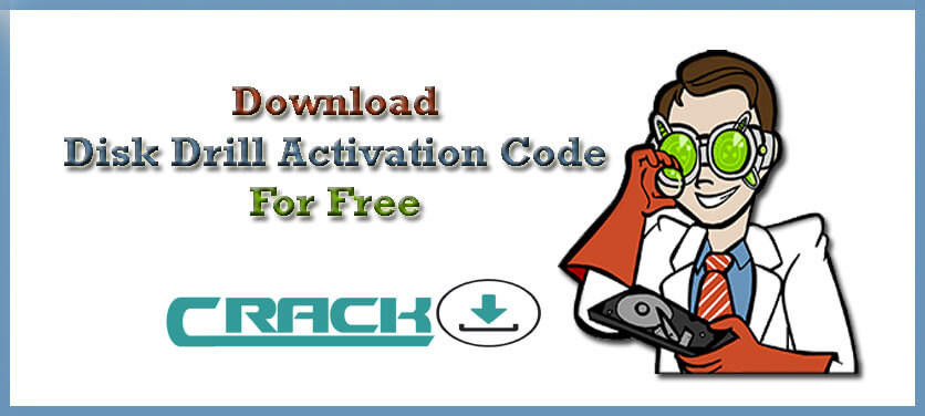 Disk drill activation code free