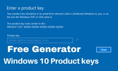 windows 10 home keygen