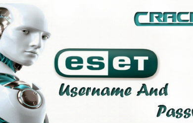 eset username and passwords