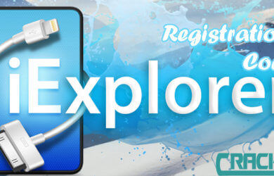 iexplorer 4 registration code