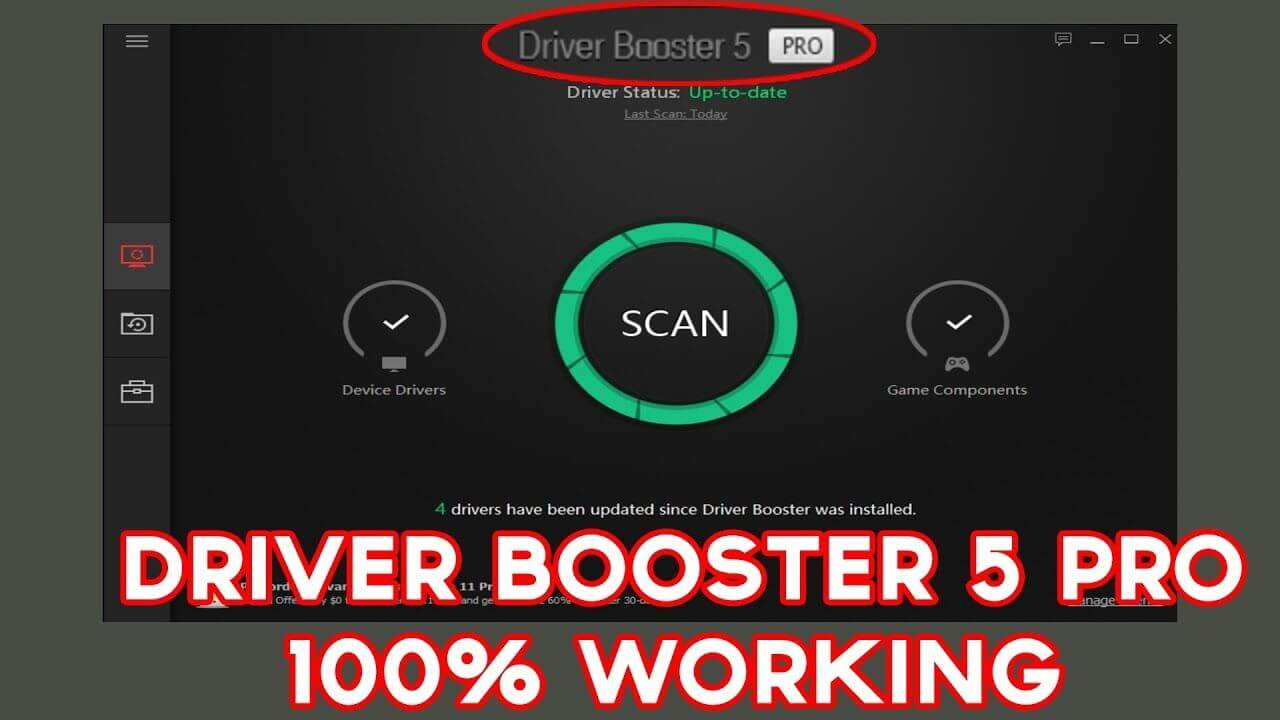 Driver Booster 5.3 Keys