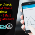 how to unlock android phone without code