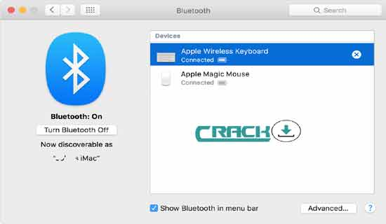 bluetooth not available macbook pro