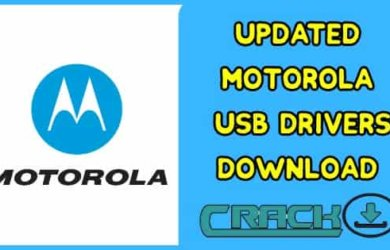 Updated Motorola USB Drivers Download