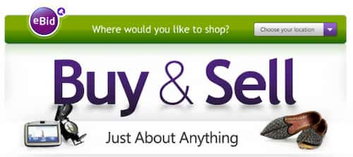 selling sites like ebay