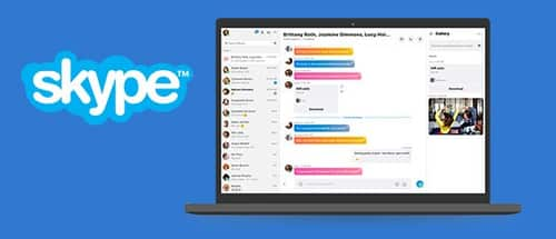 services like skype