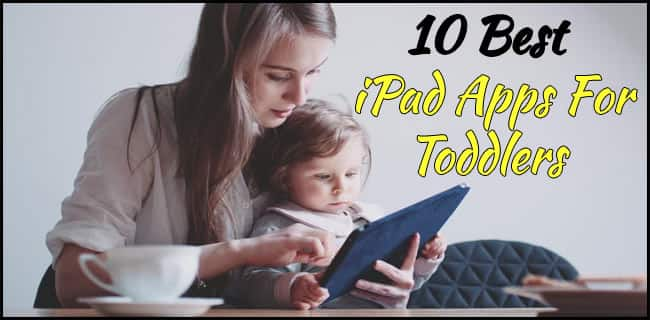 Best iPad Apps for Toddlers