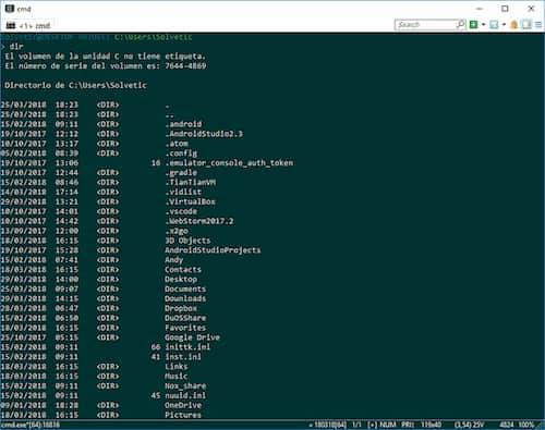 windows 10 terminal emulator