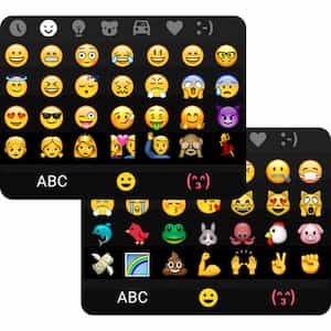 iOS Emojis for Android
