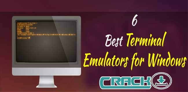 Terminal Emulator for Windows