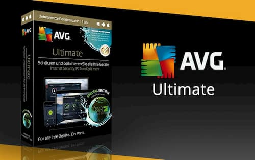 Antivirus AVG Ultimate