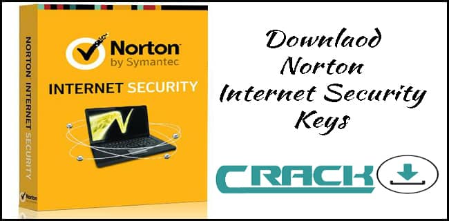 Norton Internet Security Keys