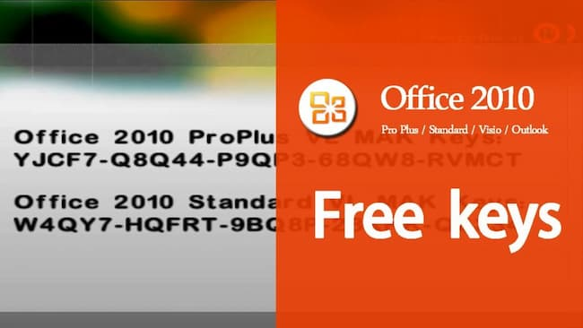 Microsoft Office 2010 Free Download Full Version with Keys