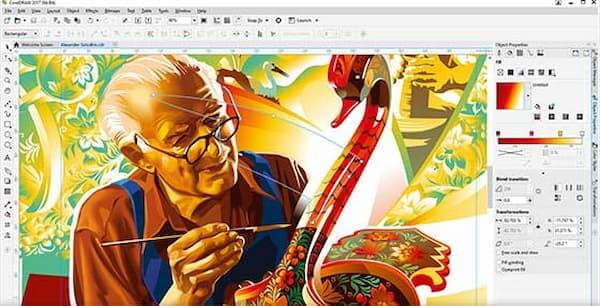 What is Corel Draw x7?