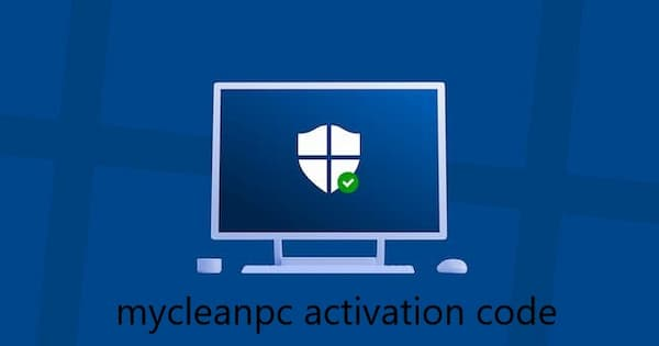 my clean pc activation code